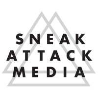 sneak attack media logo