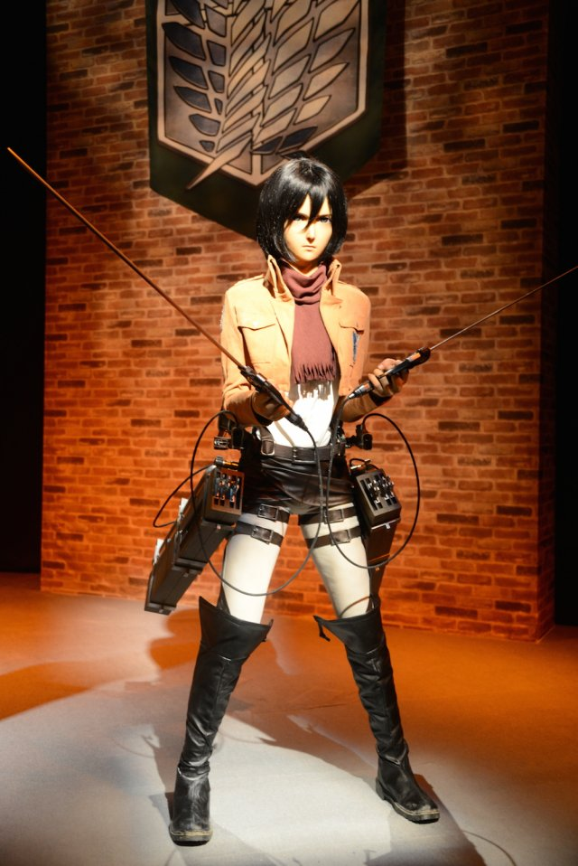 Universal Studios Japan gets Attacked by Titans - comicpop ...