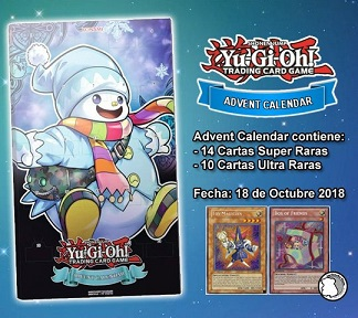 Yu-Gi-Oh Trading Card Game KONAMI Advent Calendar